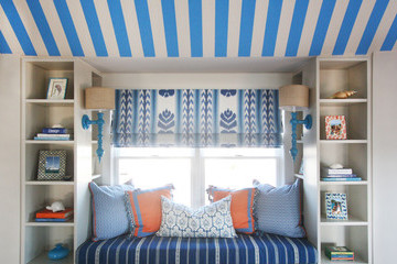 Home Tour: A Beach House by Jenny Wolf