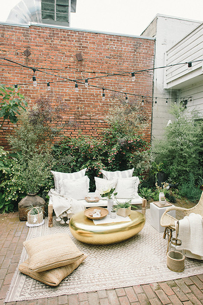 Make A Pretty Patio