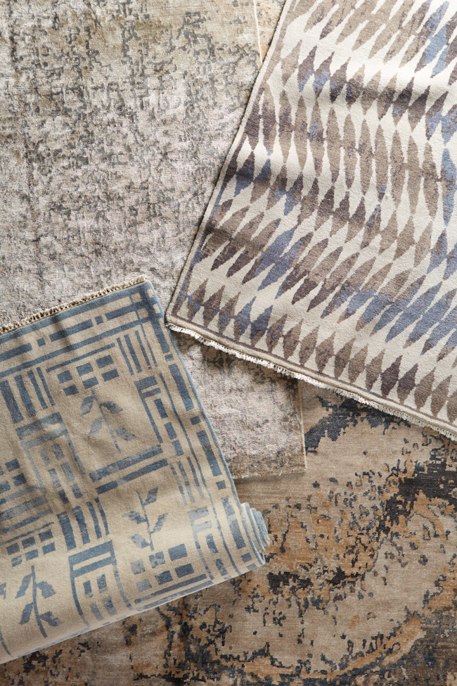 The Latest Anthropologie Collab are Rugs Fit for Royalty