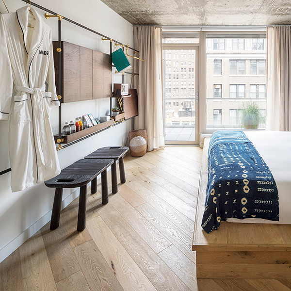Why MADE Hotel Should Be Your Next NYC Pitstop