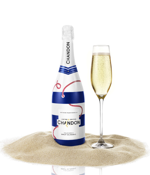 Limited Edition Brut Classic 2013 by Chandon