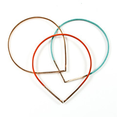Shop It Now: Handmade Raindrop Bangles by Baleen