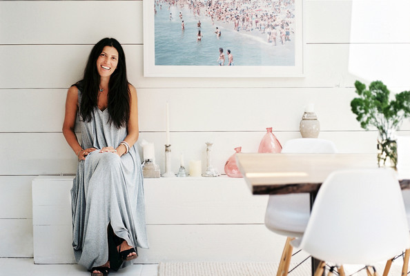 Ariane Goldman's Family-Friendly Hamptons Cottage