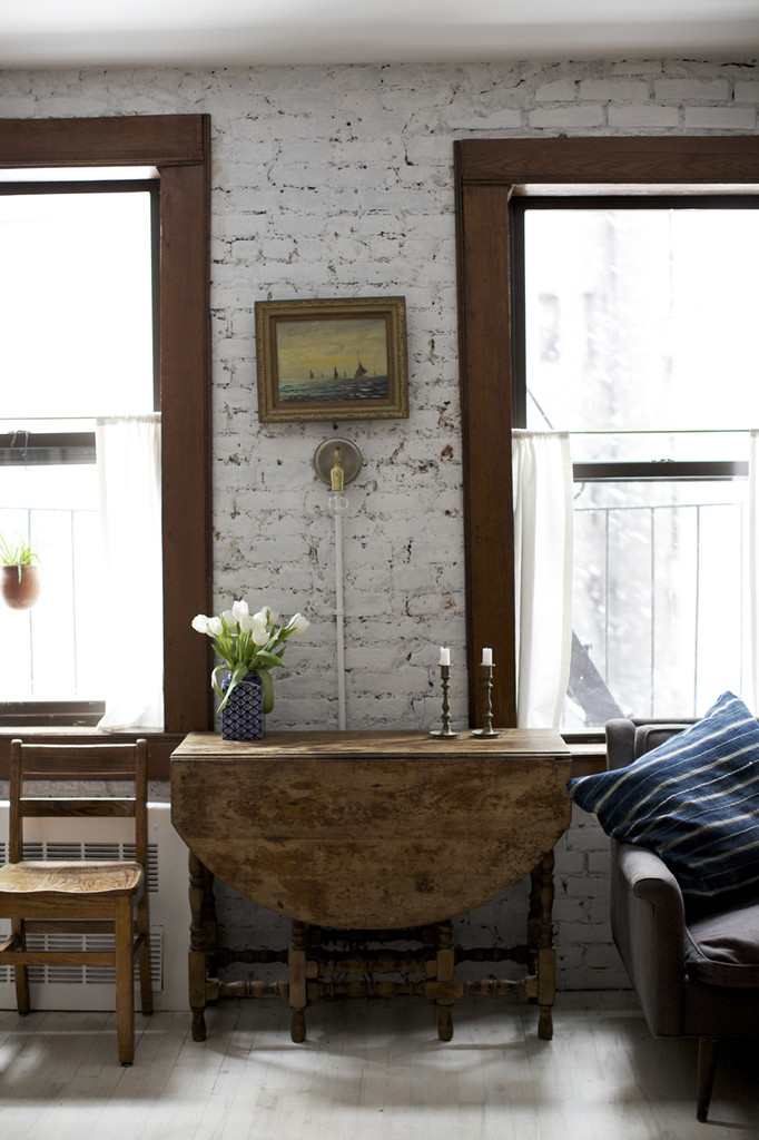 A Small Space Makeover in Downtown Manhattan