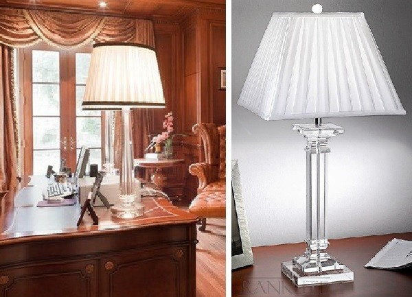 Get the Look: The Table Lamp