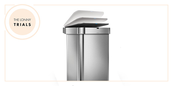 Lonny Trials: I Tried A Voice-Control Trashcan And It's Actually Life Changing
