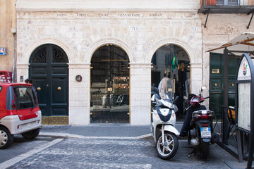 The Coolest Italian Hotel for Your Roman Holiday