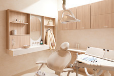 Tend Gave The Dentist Office A Major Modern Makeover