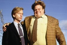 David Spade Remembers Chris Farley on the 20th Anniversary of 'Tommy Boy'