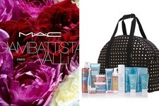 MAC Collabs with Giambattista Valli, Kate Spade Saturday Teams Up with Bliss and More