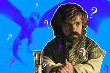 Why Tyrion Lannister Must Be Tyrion Targaryen