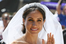 Meghan Markle Added A Thoughtful Detail To Her Wedding Veil, And Brides To Be Will Love It