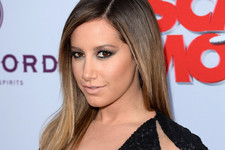 Ashley Tisdale's Rocker Edge