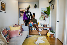A Designer Couple Talks Small-Space Living In The Time Of Covid