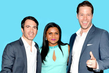 See How Love Fits into Mindy Kaling's Closet