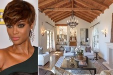 Tyra Banks's Beverly Hills Home is Straight of a Nancy Meyers Movie