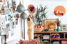 The Dreamiest Bohemian Bedrooms on Instagram