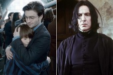 J.K. Rowling Explains Why Harry Named His Son After Snape