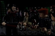 YouTuber Recreates 'The Walking Dead' Season 7 Premiere Death Scene With Lego Negan