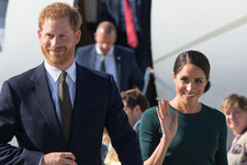 The Cutest Photos From Meghan Markle And Prince Harry's Ireland Tour