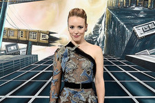 Look of the Day: Rachel McAdams' Sheer Number