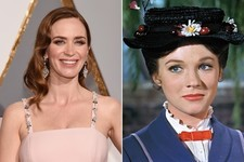 Emily Blunt Will Get Her Spoonful of Sugar Ready as the New Mary Poppins