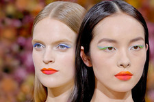 Colorful Mascara Looks To Inspire