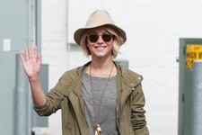 Julianne Hough Is All Smiles in West Hollywood