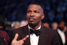 Jamie Foxx Is Not Here for Your Katie Holmes Questions