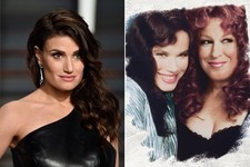 Lifetime Is Remaking 'Beaches' With Idina Menzel