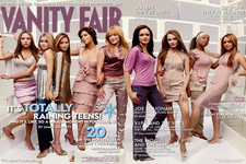 Checking In With 'Vanity Fair's' Young Hollywood Class of 2003