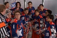 The Cast of 'D2: The Mighty Ducks' Reunited and Recreated the Flying V