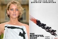 Drool-Worthy Rumor: Jennifer Lawrence in Talks for Quentin Tarantino's 'Hateful Eight'