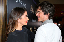 Ian Somerhalder and Nikki Reed Are Officially Hitched
