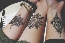 Dainty Wrist Tattoos for Women