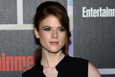 Hair Envy: Rose Leslie's Retro French Twist Ponytail