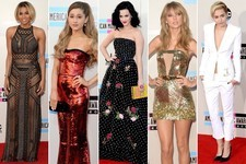 Best Dressed at the American Music Awards 2013