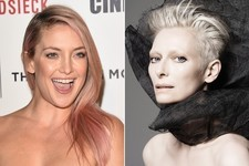 Tilda Swinton Teams Up with NARS, Kate Hudson is Pretty in Pink and More