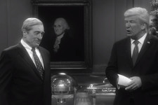 'SNL' Imagined The World Without President Trump, And 'It's A Wonderful Life'