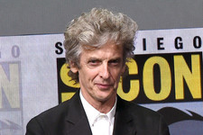 That'll Do, Doctor Who: BBC Series Cast Says Goodbye to Peter Capaldi