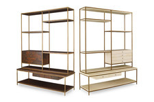 An Oprah's Closet-Worthy Bookshelf That Will Work in Your Space Too