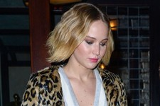 Jennifer Lawrence Enjoys a Night Out
