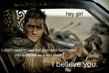 Hey, Girl: Feminist 'Mad Max' Finally Has Its Own Tumblr