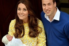 The Princess of Cambridge Gets a Name!
