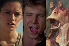 Are You More Rey, Han Solo or Jar Jar Binks?