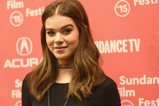 Hailee Steinfeld Hits the Red Carpet at Sundance
