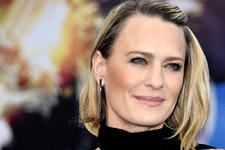 Robin Wright Says She 'Didn't Really Know' Kevin Spacey
