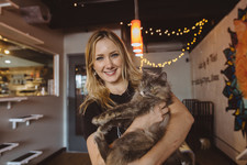 Inspiring Women: Meet The Young Entrepreneur Who's Changing Atlanta One Cat At A Time